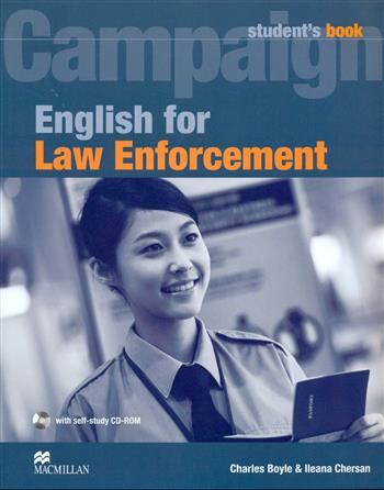 Campaign english for law enforcement (+ cd-rom) - BOYLE