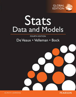 Stats: Pearson New International Edition:Data and Models