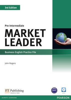 Market leader pre-intermediate practice file&practice file cd pack