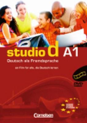 Studio D A1, Video DVD mitÜbungsbooklet - CORNELSEN