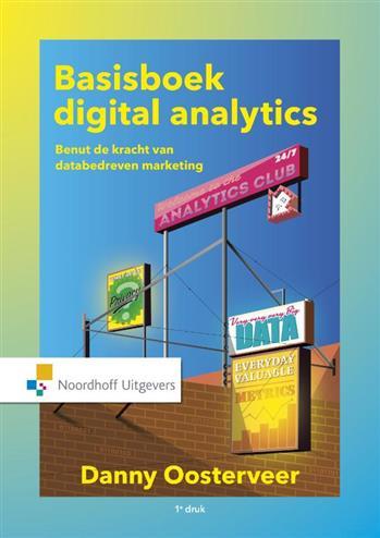 Basisboek digital analytics - Oosterveer, Danny