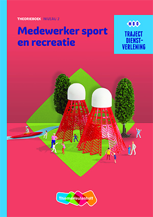Sport en recreatie. niveau 2, Paperback
