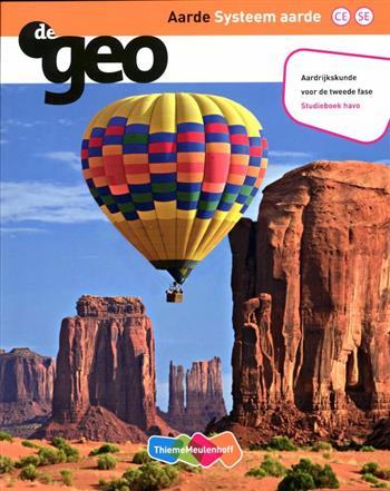 De Geo Aarde Systeem aarde Studieboek Havo