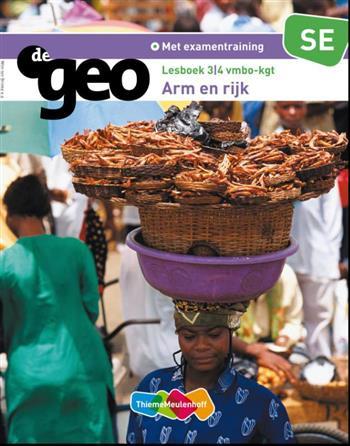De Geo 3-4 vmbo kgt SE Arm en Rijk Lesboek