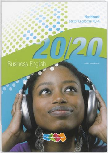 20-20 Business English Handboek N3-4 sector Economie