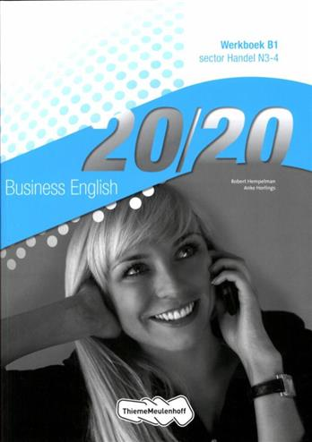 Business English Sector handel N3-4 20-20 Werkboek B1