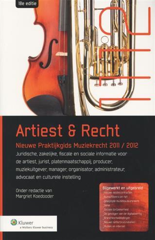 Nieuwe praktijkgids Artiest & Recht 2011-2012
