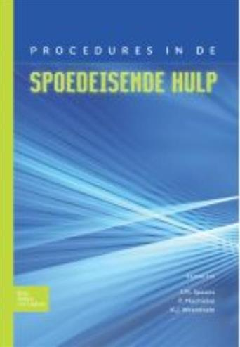 Procedures in de spoedeisende hulp (e-Book)