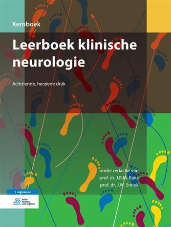 Leerboek klinische neurologie. Paperback
