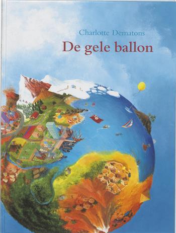 De gele ballon - Dematons, C.