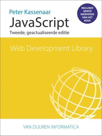 Web Development Library Javascript 2e editie