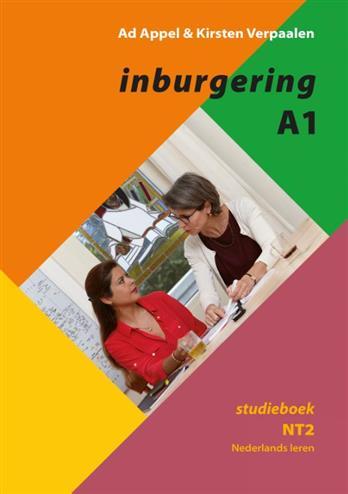 inburgering A1. studieboek Nederlands leren, Appel, Ad, onb.uitv.