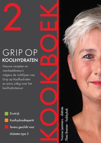 Grip op Koolhydraten Kookboek 2