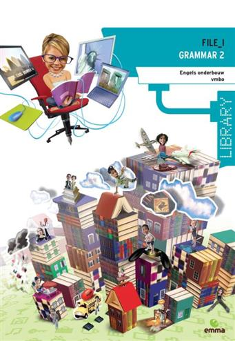 Library vmbo 2 vrije ruimte Grammar