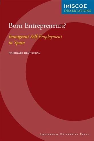 Born Entrepreneurs? - Irastorza, Nahikari