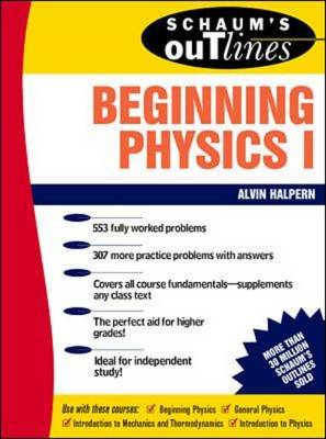 9780070256538 - Beginning physics 1 meechanics and heat (schaum's outline)