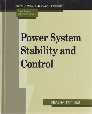 9780070359581 - Power System Stability and Control