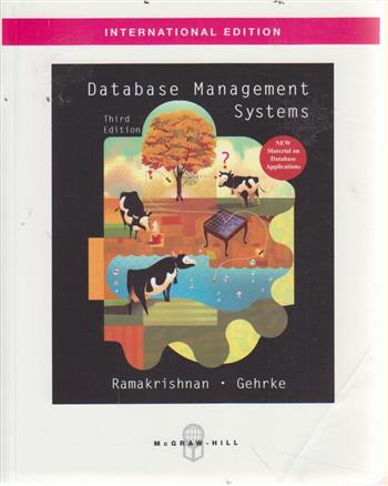 9780071231510 - Database management systems