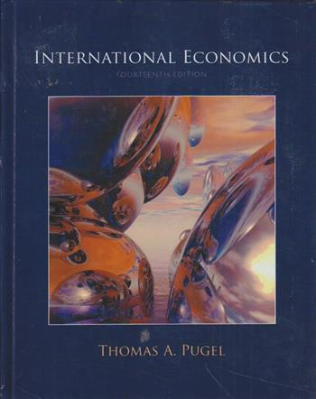 9780071280792 - International economics