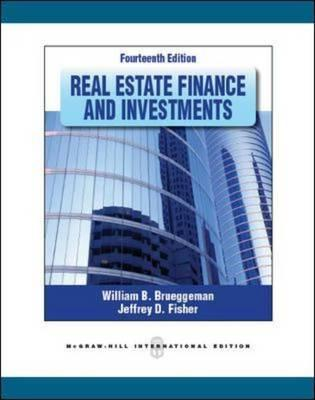 9780071289184 - Real estate finance and investments