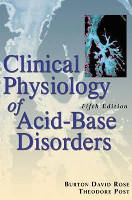 9780071346825 - Clinical physiology of acid-base & electrolyte disorders 5/e