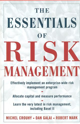 9780071429665 - The essentials of risk management
