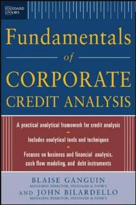 9780071441636 - Fundamentals of corporate credit analysis