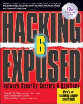 9780071613743 - Hacking exposed network security secrets & solutions