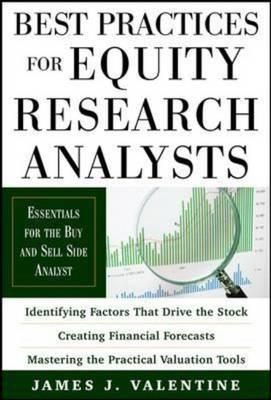 9780071736381 - Best Practices for Equity Research Analysts