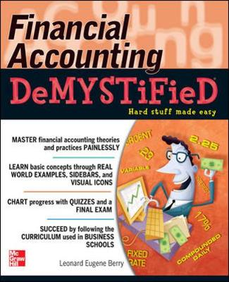 9780071741026 - Financial Accounting Demystified