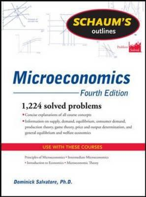 9780071755450 - Schaum's outline of microeconomics