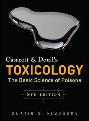 9780071769235 - Casarett & Doull's Toxicology: The Basic Science of Poisons