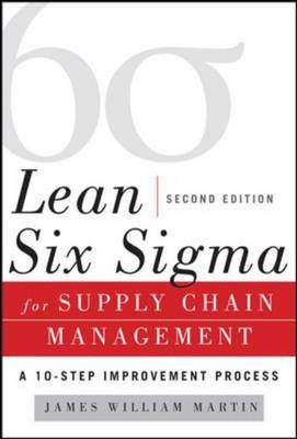 9780071793056 - Lean Six Sigma for Supply Chain Management