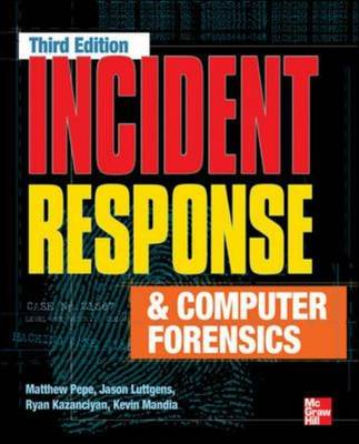 9780071798686 - Incident Response & Computer Forensics
