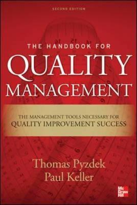 9780071799249 - Handbook For Quality Management