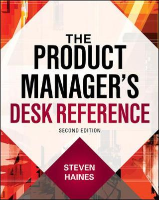 9780071824507 - The Product Manager's Desk Reference