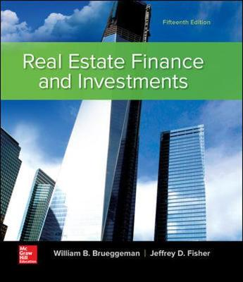 9780073377353 - Real Estate Finance & Investments