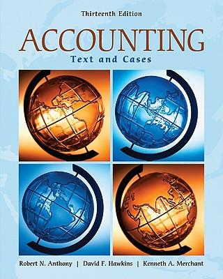 9780073379593 - Accounting : texts and cases