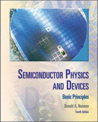 9780073529585 - Semiconductor Physics And Devices