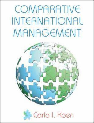 9780077103910 - International comparative management