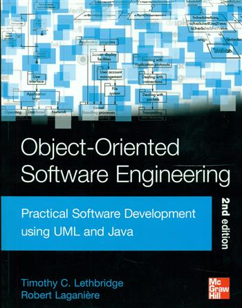 9780077109080 - Object-oriented software engineering: practical software development using uml and java