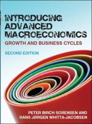 9780077117863 - Introducing advanced macroeconomics: growth and business cycles