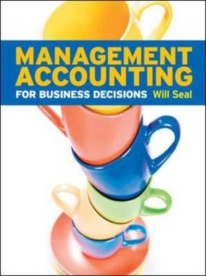 9780077126728 - Management Accounting for Business Decisions with Connect Card