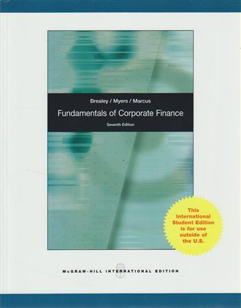 9780077138912 - Fundamentals of corporate finance
