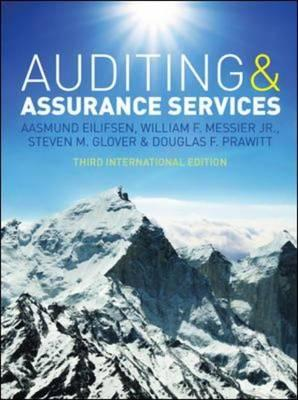 9780077143015 - Auditing and Assurance Services