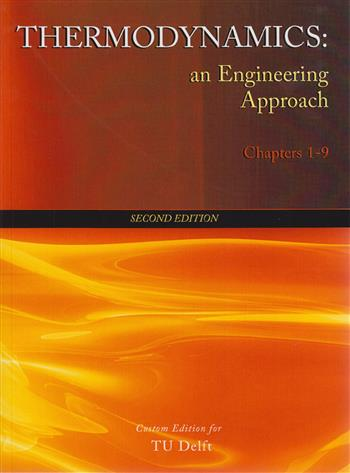 9780077158859 - Thermodynamics: An Engineering Approach, 7e - Custom Shrinkwrap For Delft
