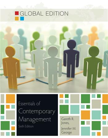 9780077170622 - Essentials of contemporary management: global edition