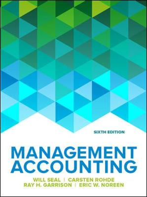 9780077185534 - Management Accounting