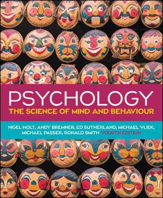 9780077189624 - Psychology: The Science Of Mind And Behaviour