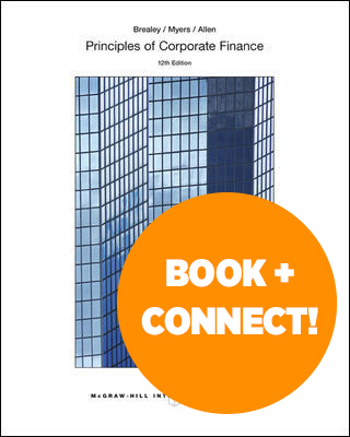9780077189990 - Sw: Principles Of Corporate Finance With Connect Plus With Learnsmart 360 Days Card